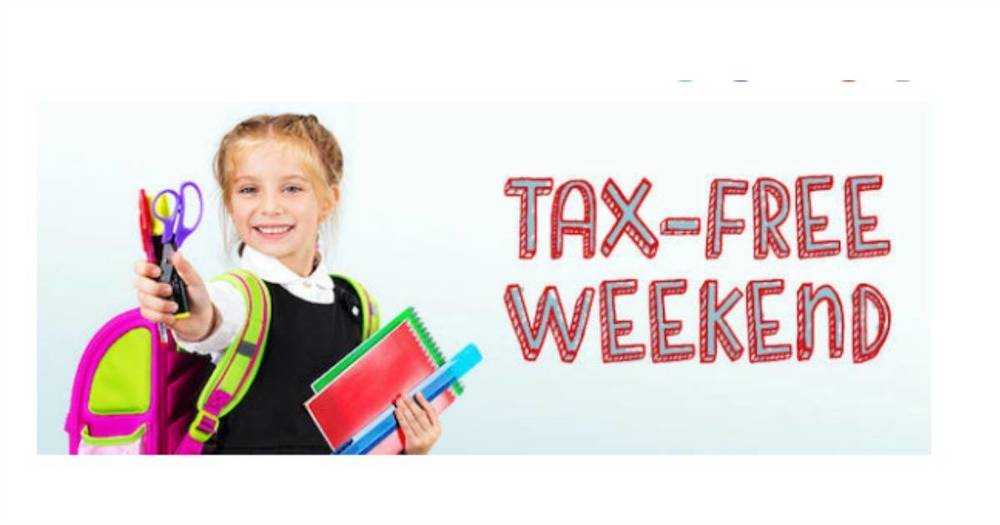 Tax-Free Weekend